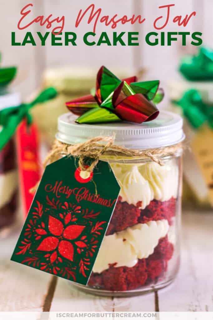 easy mason jar layer cake gift pin graphic 3