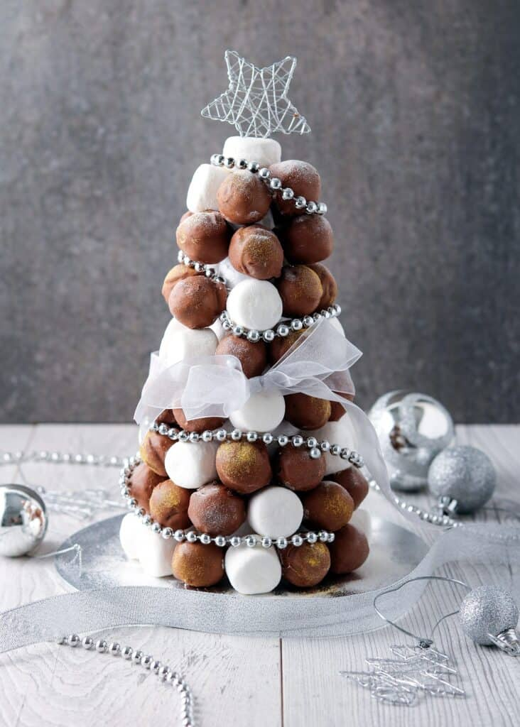 chocolate truffle tree