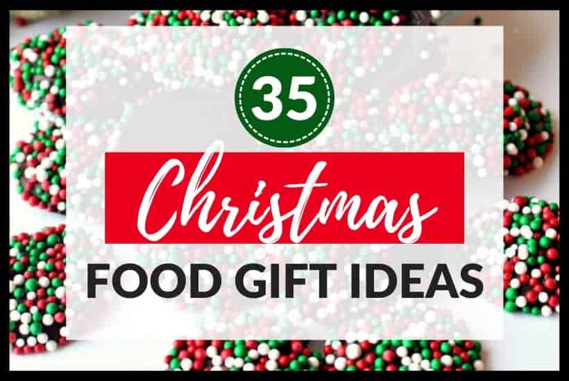 Christmas Food Gifts featured image