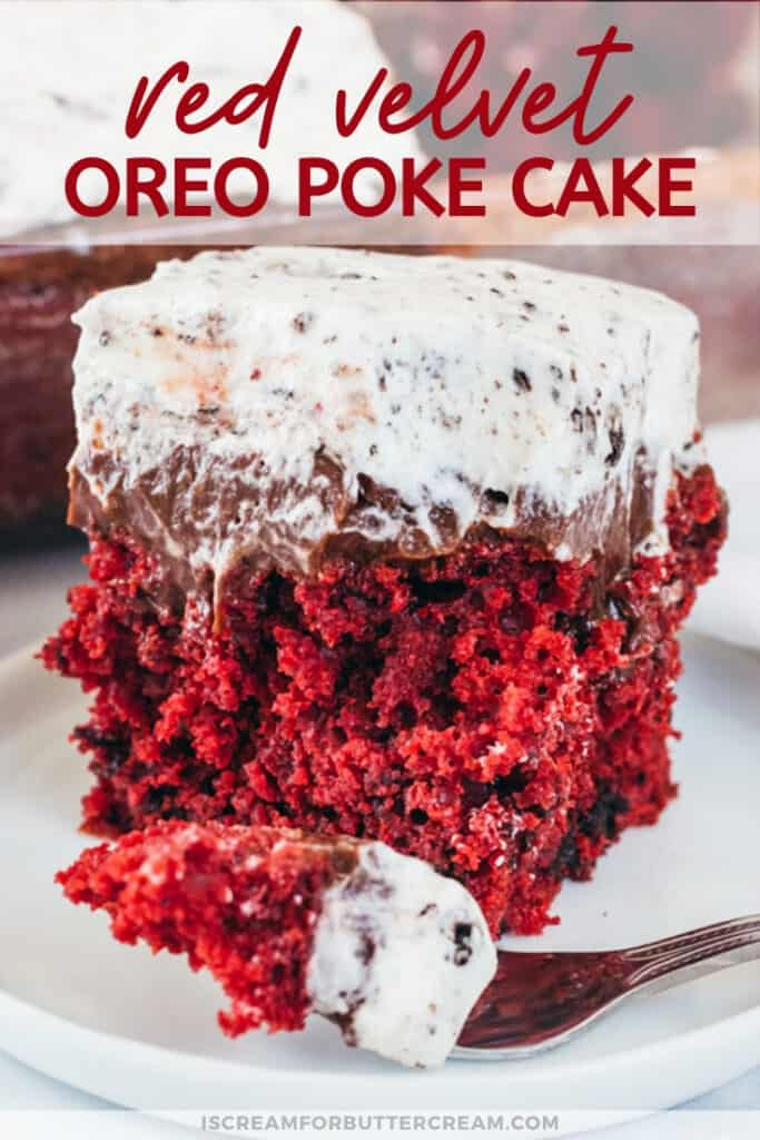 red velvet oreo poke cake pinterest graphic 2