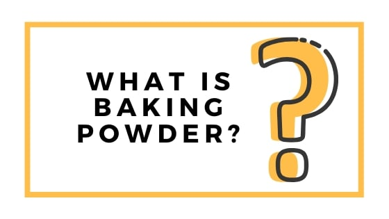 what is baking powder graphic
