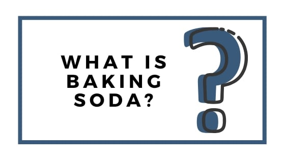 what is baking soda graphic