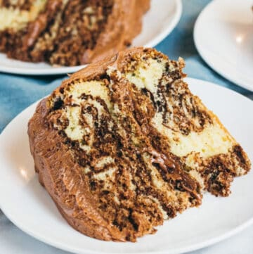 marble cake featured image