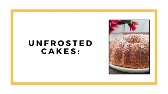 unfrosted cakes graphic