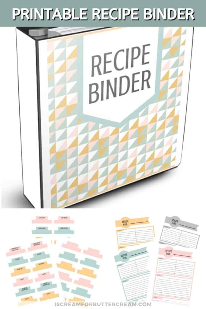 printable recipe binder pin graphic 2