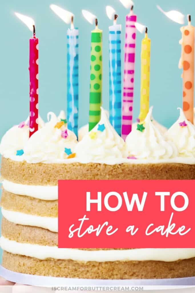 how to store a cake pin graphic 3