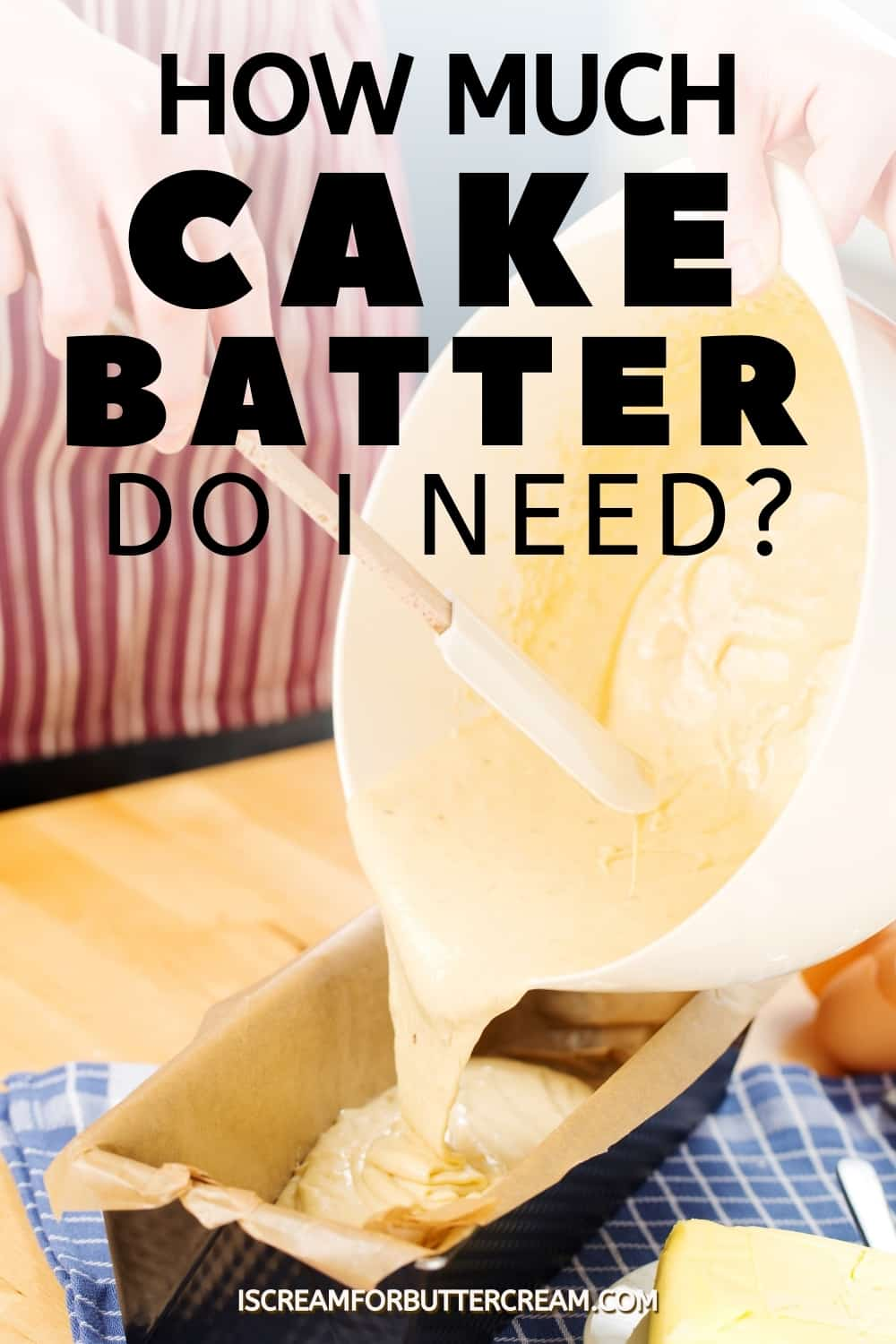 how much batter pin graphic
