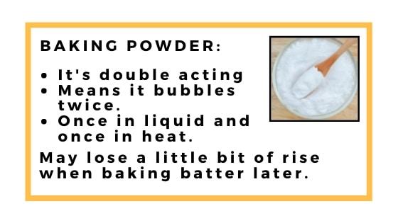 baking powder graphic