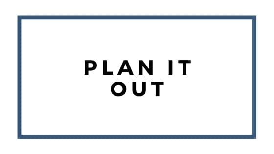 plan it out graphic