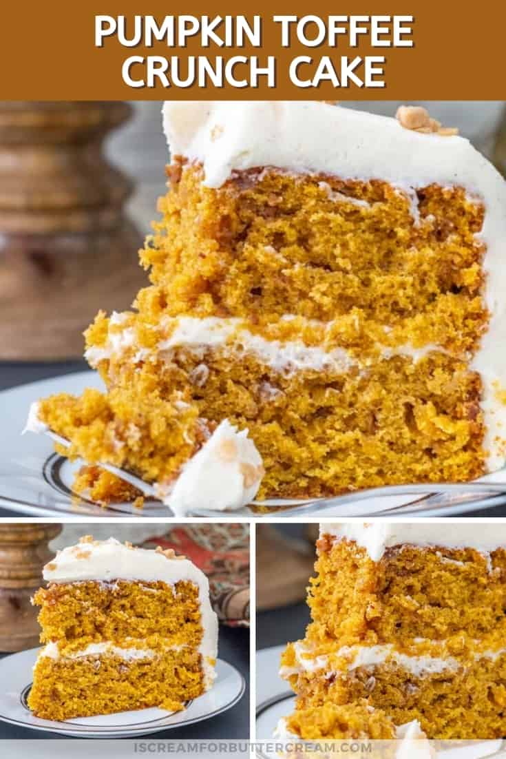 pumpking cake pin graphic