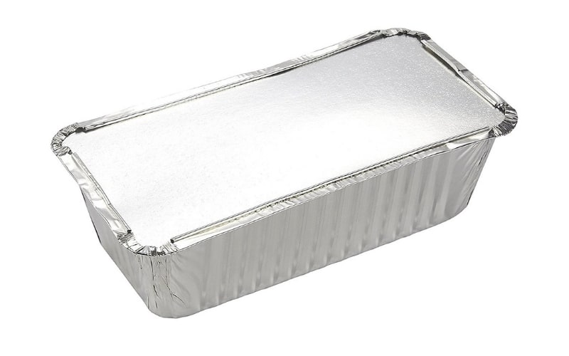 disposable loaf pans with lids