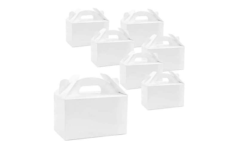cute paper treat boxes