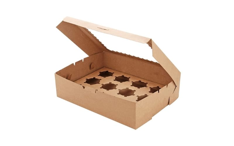 cupcake boxes with liners