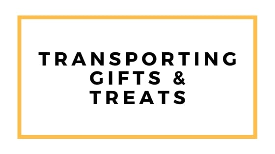 transporting gifts and treats graphic