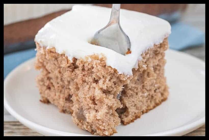 apple spice cake featured image