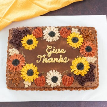 give thanks cake featured image