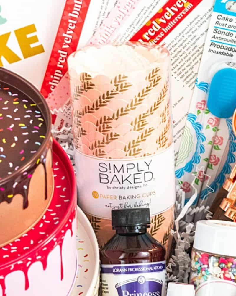 simply baked baking cups
