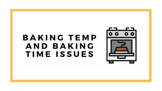 baking temp graphic