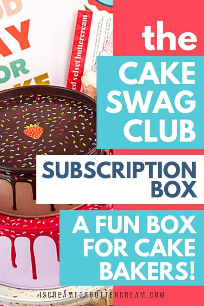 cake swag club pin graphic
