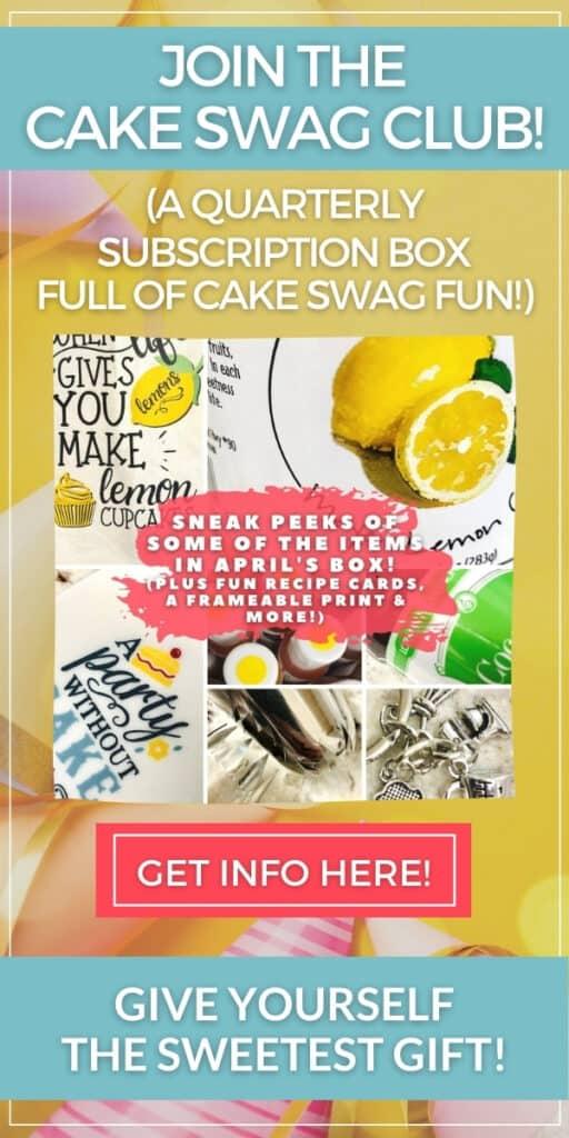 2nd quarter 2021 cake swag sidebar ad