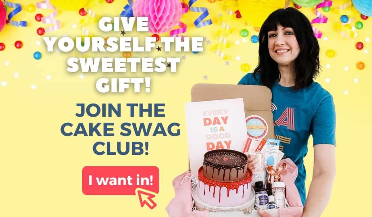 cake swag club ad image