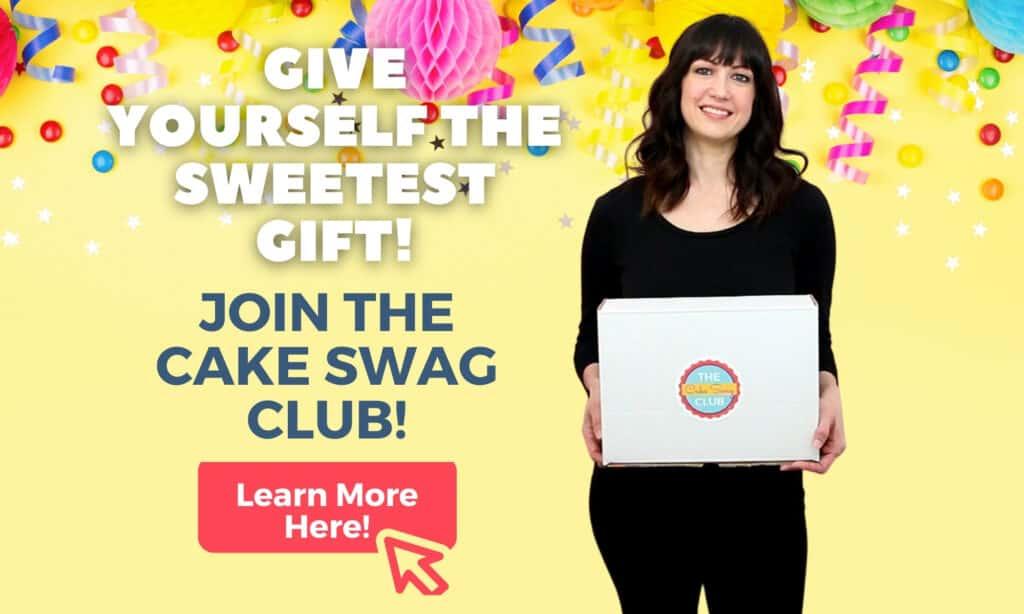 cake swag club homepage ad