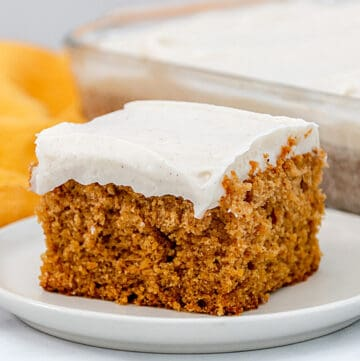 Easy Sweet Potato Cake with Cream Cheese Frosting featured image